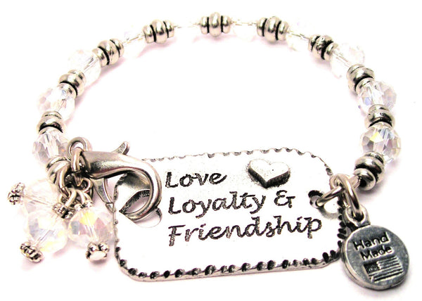 love loyalty friendship bracelet, friendship bracelet, bff bracelet, best friends bracelet