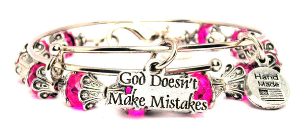 God Doesn't Make Mistakes 2 Piece Collection