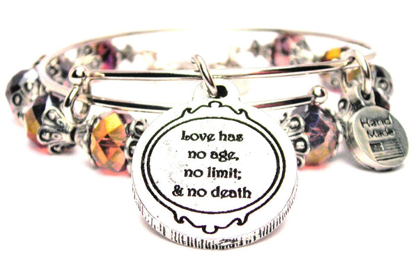 Love Has No Age No Limit; & No Death 2 Piece Collection