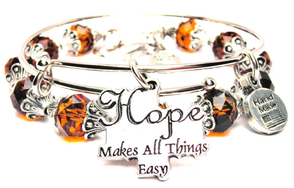 Hope Makes All Things Easy 2 Piece Collection