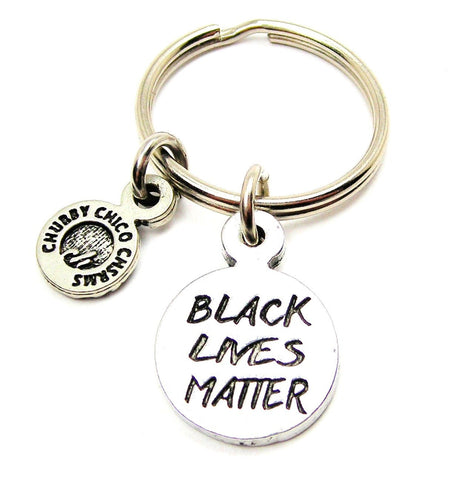 Black Lives Matter Key Chain