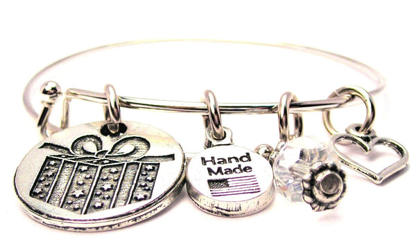 A Gift For You Expandable Bangle Bracelet