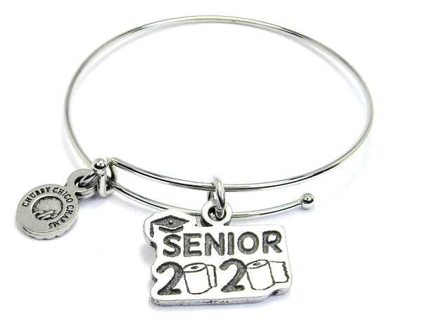 Senior 2020 Graduate  The year of the toilet paper shortage Bangle