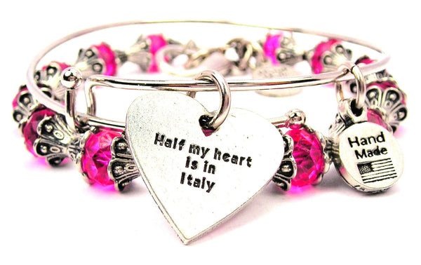 Half My Heart Is In Italy 2 Piece Collection