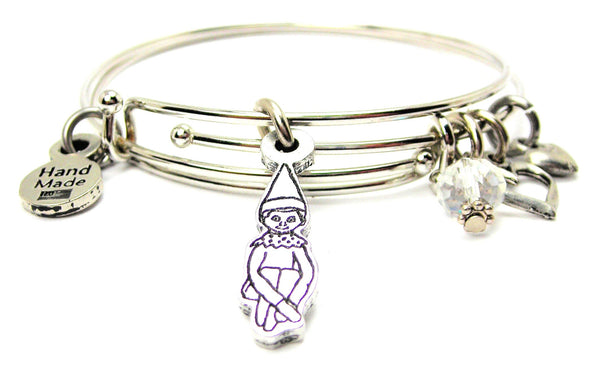 Shelf Elf Expandable Bangle Bracelet Set