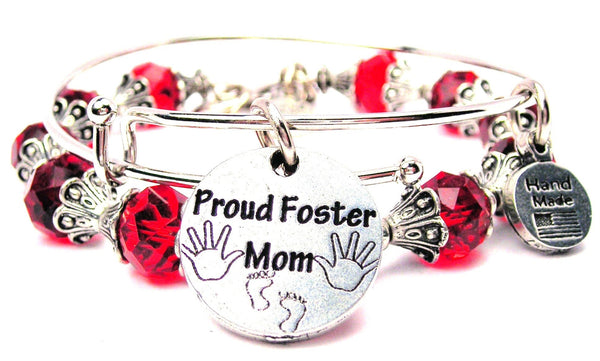 Proud Foster Mom 2 Piece Collection