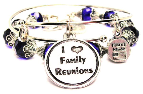 I Love Family Reunions 2 Piece Collection