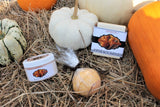 Pumpkin Spice Hand Made Soap Lotion Bath Bomb Gift Set