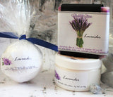Lavender Holiday Bath Gift Set