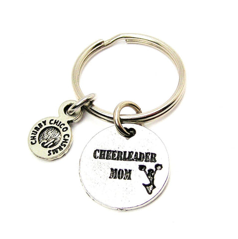 Cheerleader Mom Key Chain
