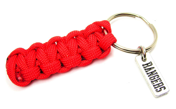 Rangers Tab 550 Military Spec Paracord Key Chain