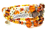Godmother Multi Wrap Bracelet