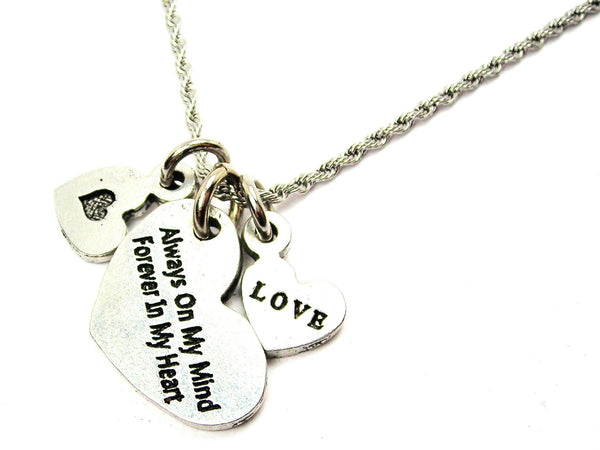 mothers hold their childrens hands for a short while but their hearts forever,  mother charm,  mother necklace,  mother jewelry,  mom charm,  mom necklace,  mom jewelry'