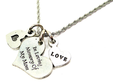 a few moments in my arms forever in my heart,  forever charm,  forever necklace,  forever jewelry,  rope necklace