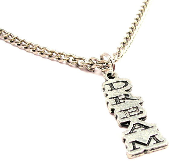 Dream Single Charm Necklace