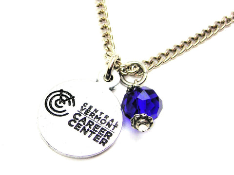 "Central Vermont Career Center 18"" Necklace, FR00847"