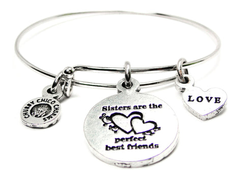 Sisters Are The Perfect Best Friends Catalog Single Stacker