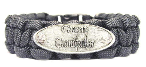 Great Grandfather 550 Military Spec Paracord Bracelet