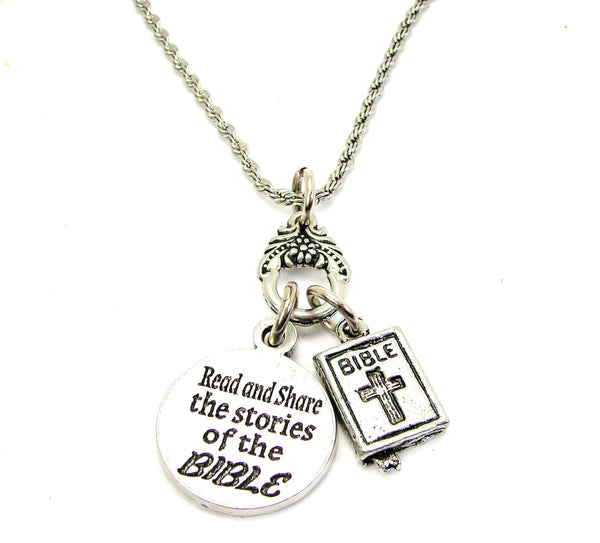 Bible Storied Catalog Necklace