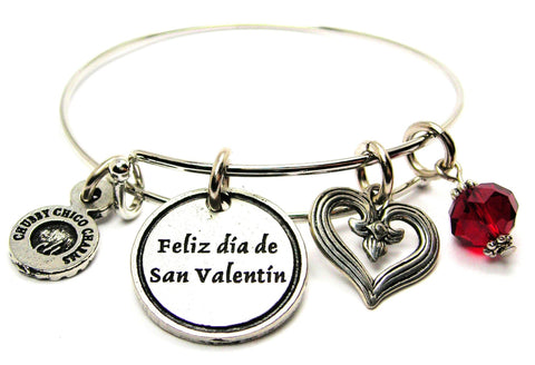 Feliz Dia De San Valentin Catalog Single Stacker