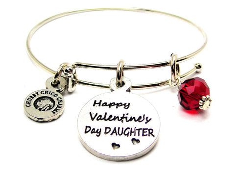 Happy Valentines Day Daughter Catalog Single Stacker