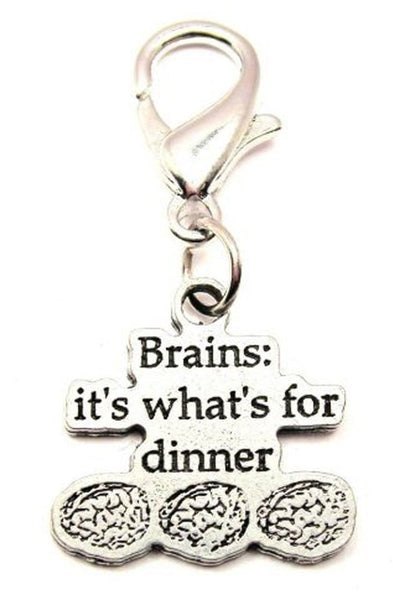 Brain: Its For Whats Dinner