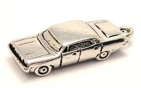 Supernatural Style Impala Genuine American Pewter Charm