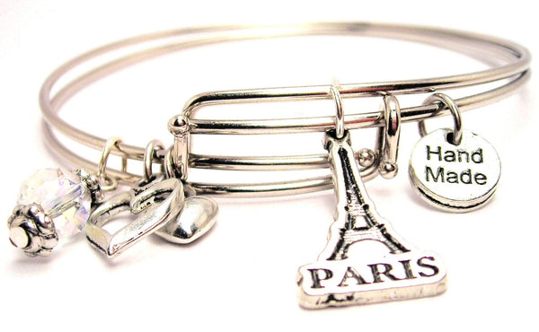 Eiffel tower bracelet, Eiffel tower bangles, Eiffel tower jewelry, Paris bracelet, Paris bangles, Paris jewelry, France bracelet