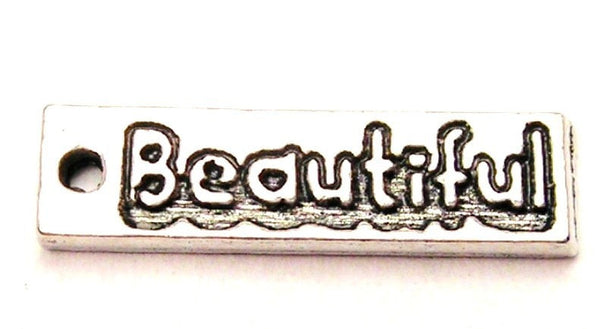 Beautiful Genuine American Pewter Charm