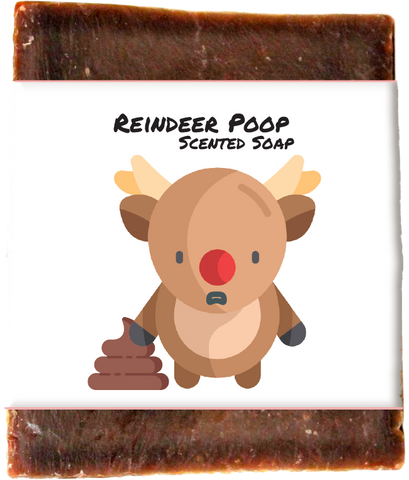 Reindeer Poop Kid's Soap Collection