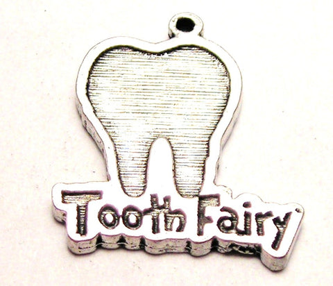 Tooth Fairy Genuine American Pewter Charm
