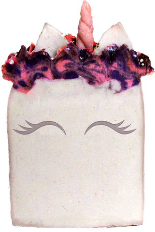 Unicorn Sugary Sweet Scented Hand Made Soap