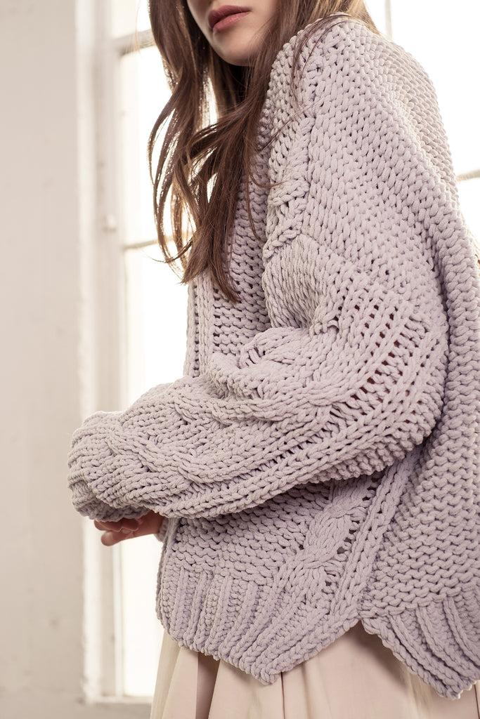 COZY KNIT SWEATER