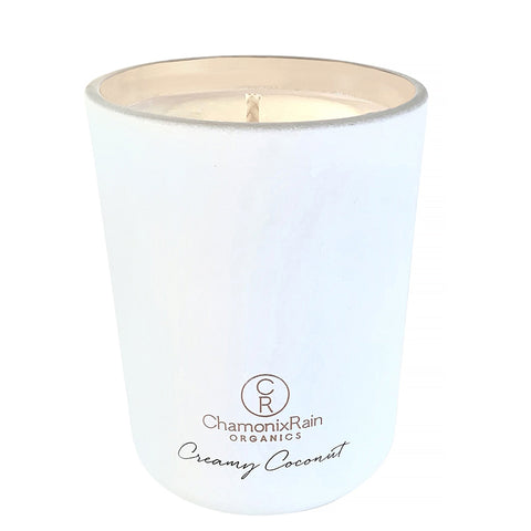 Creamy Coconut Candle - White