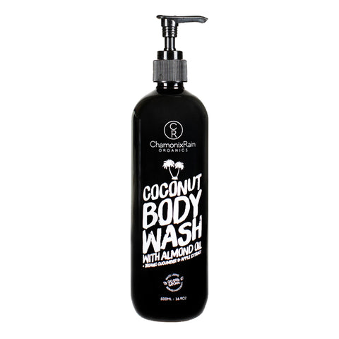 Coconut Body Wash 500ml