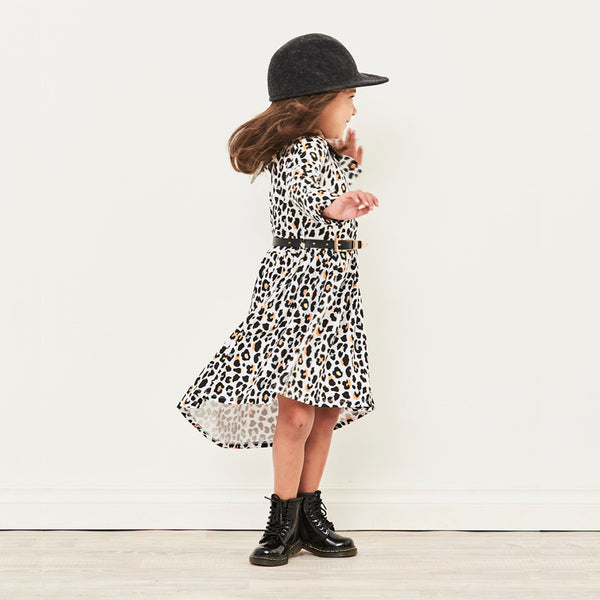 Leopard Print Dress WAS $49.95 - NOW $15.00
