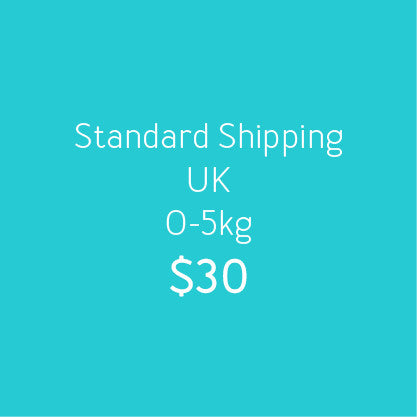 Standard Shipping – UK 0-5kg