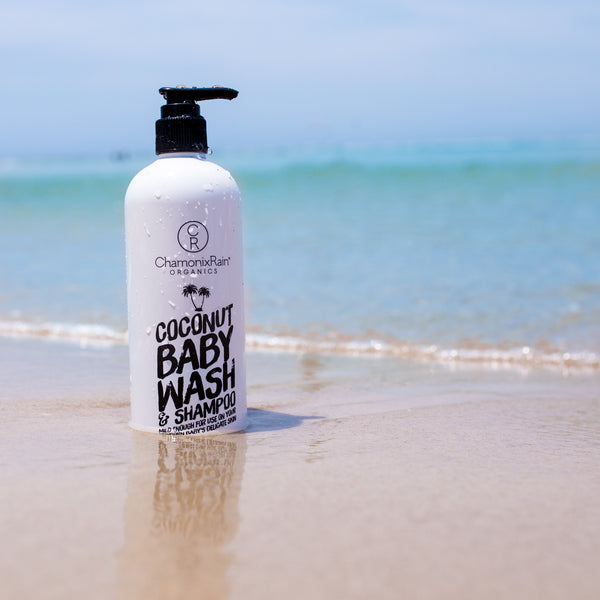 Coconut Baby Wash & Shampoo 500ml (Estimated Dispatch FROM MONDAY 13TH APRIL)