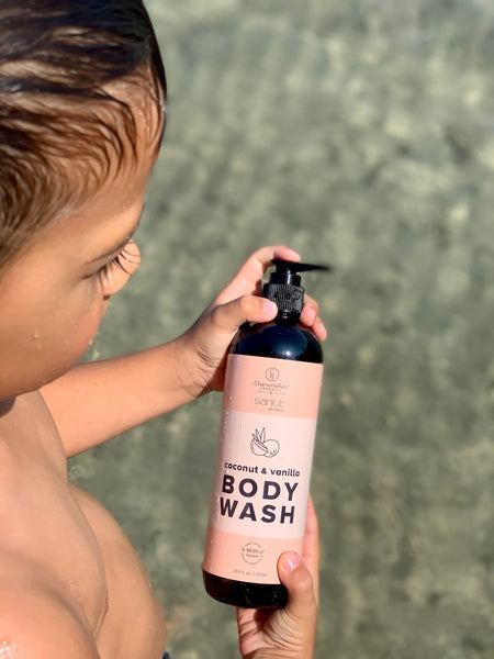 LIMITED EDITION - Coconut & Vanilla Body Wash 500ml