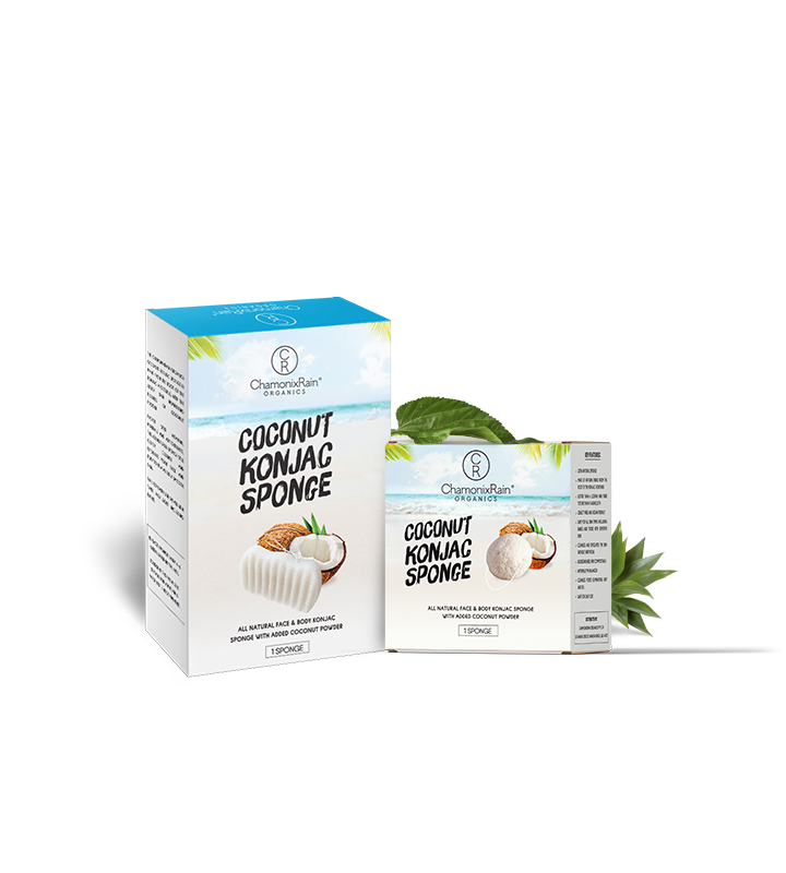 Coconut Konjac Set