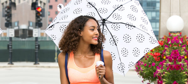 Get Inspired by our 33 Functional and Fashionable, Designer Umbrellas