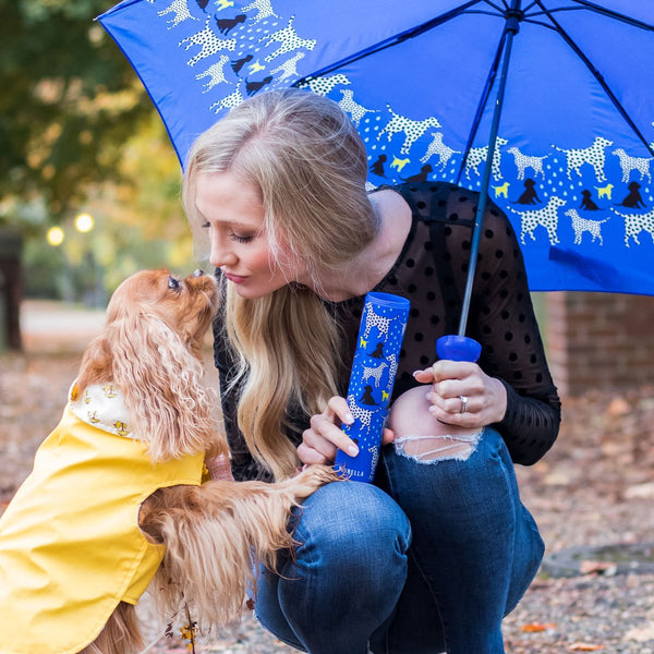 Animal lovers wine bottle umbrella collection by Vinrella