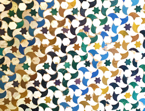 Morocco Design Patterns in Tile