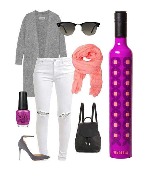 Morning Glory Umbrella Outfit Style