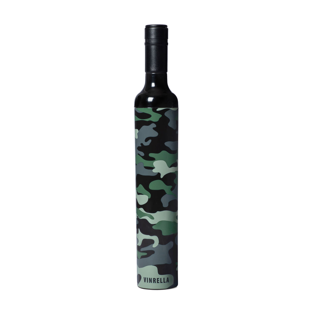 Camo Bottle Umbrella by Vinrella