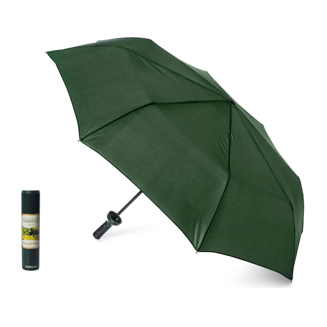 Estate Labeled Bottle Umbrella by Vinrella