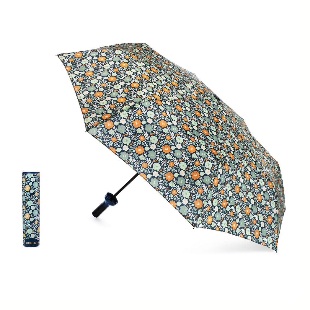 In Bloom Bottle Umbrella by Vinrella