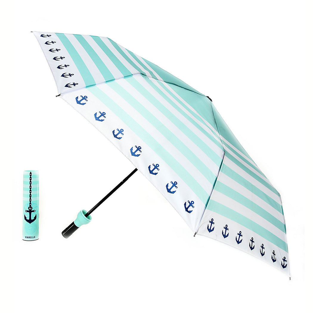 Seaside Bottle Umbrella by Vinrella