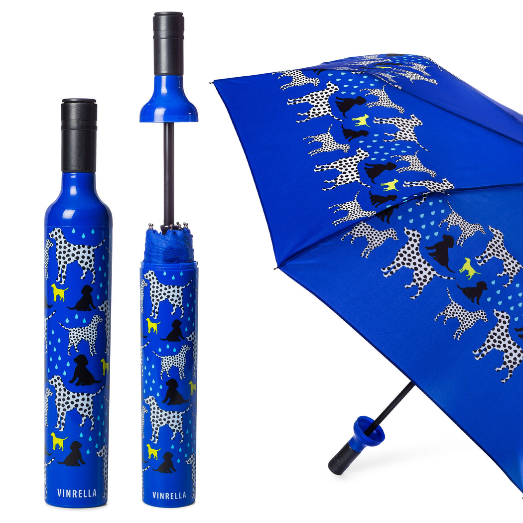 Spot On Bottle Umbrella by Vinrella