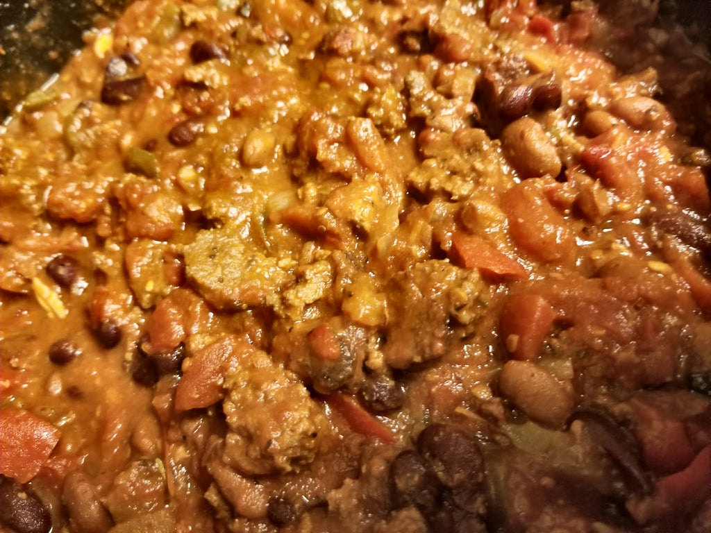 Smokedelic Chili Baby!